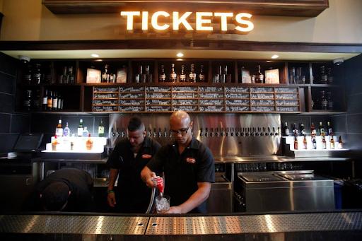 Alamo Drafthouse Cinemas ticket office