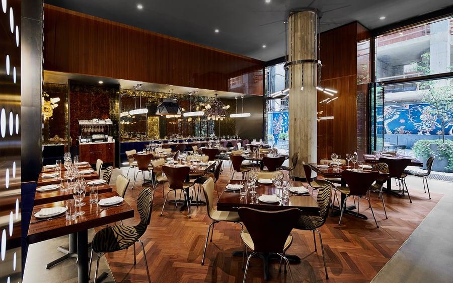 Paloma Restaurant Design