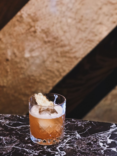 The Black Swan cocktail