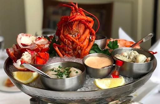 best lobster in Boston Davios