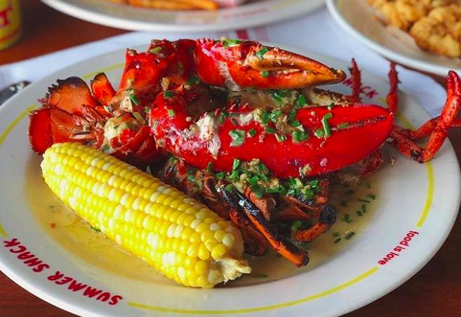 best lobster in boston summer shack